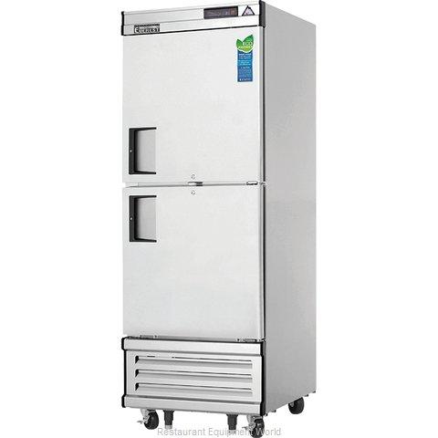 Everest Refrigeration EBWFH2 Freezer, Reach-In
