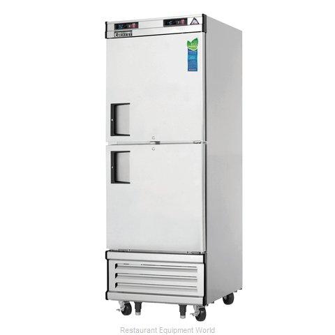 Everest Refrigeration EBWRFH2 Refrigerator Freezer, Reach-In
