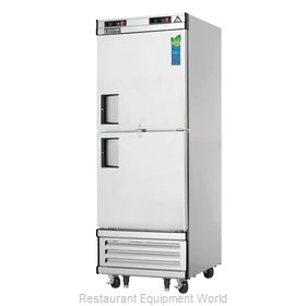 Everest Refrigeration EBWRFH2 Refrigerator Freezer, Reach-In