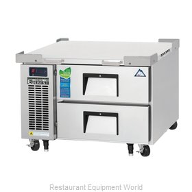 Everest Refrigeration ECB36D2 Equipment Stand, Refrigerated Base