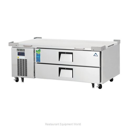 Everest Refrigeration ECB52-60D2 Equipment Stand, Refrigerated Base