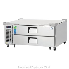 Everest Refrigeration ECB52D2 Refrigerated Counter, Griddle Stand