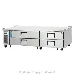 Everest Refrigeration ECB82-84D4 Equipment Stand, Refrigerated Base