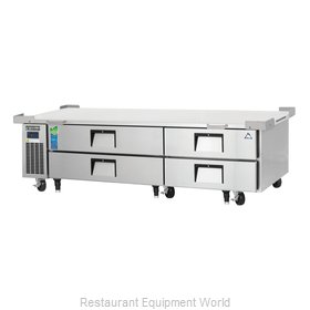 Everest Refrigeration ECB82-86D4 Equipment Stand, Refrigerated Base
