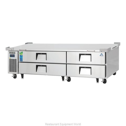 Everest Refrigeration ECB82D4 Equipment Stand, Refrigerated Base