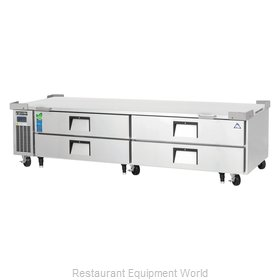 Everest Refrigeration ECB96D4 Equipment Stand, Refrigerated Base