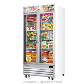 Everest Refrigeration EMGF36 Freezer, Merchandiser