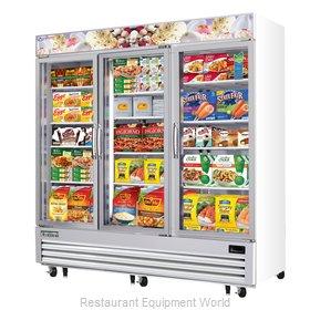 Everest Refrigeration EMGF69 Freezer, Merchandiser