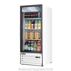 Everest Refrigeration EMGR10 Refrigerator, Merchandiser