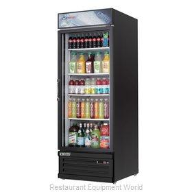 Everest Refrigeration EMGR24B Refrigerator, Merchandiser