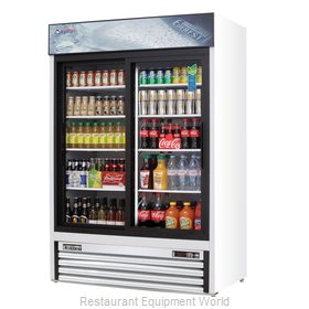 Everest Refrigeration EMGR48 Refrigerator, Merchandiser