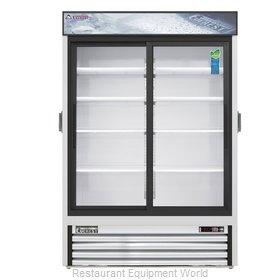 Everest Refrigeration EMGR48C Refrigerator, Merchandiser