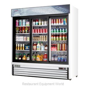 Everest Refrigeration EMGR69 Refrigerator, Merchandiser