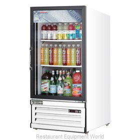 Everest Refrigeration EMGR8 Refrigerator, Merchandiser