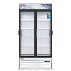 Everest Refrigeration EMSGR33C Refrigerator, Merchandiser