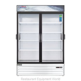 Everest Refrigeration EMSGR48C Refrigerator, Merchandiser
