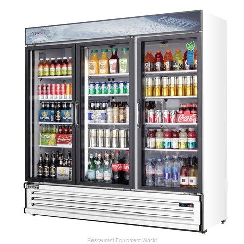 Everest Refrigeration EMSGR69 Refrigerator, Merchandiser