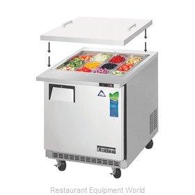 Everest Refrigeration EOTP1 Refrigerated Counter, Mega Top Sandwich / Salad Unit
