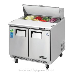 Everest Refrigeration EPBNSR2 Refrigerated Counter, Sandwich / Salad Top