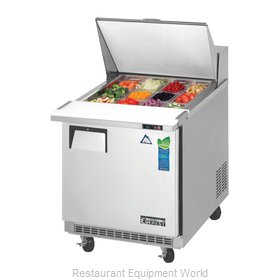 Everest Refrigeration EPBR1 Refrigerated Counter, Mega Top Sandwich / Salad Unit