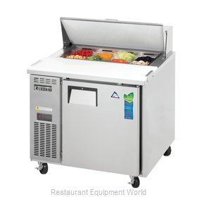Everest Refrigeration EPR1 Refrigerated Counter, Sandwich / Salad Top