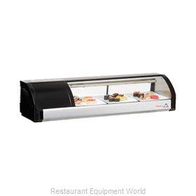 Everest Refrigeration ESC47L Display Case, Refrigerated Sushi