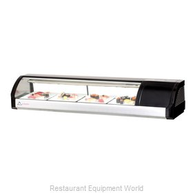 Everest Refrigeration ESC59R Display Case, Refrigerated Sushi