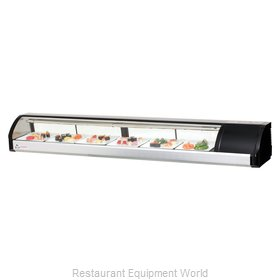 Everest Refrigeration ESC83R Display Case, Refrigerated Sushi