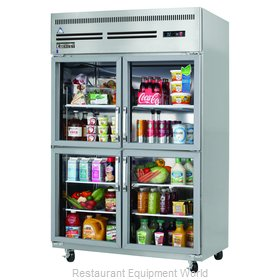 Everest Refrigeration ESGRH4 Refrigerator, Reach-In
