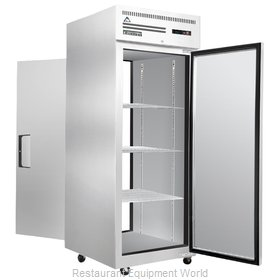 Everest Refrigeration ESPT-1S-1S Refrigerator, Pass-Thru