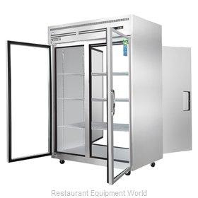 Everest Refrigeration ESPT-2G-2S Refrigerator, Pass-Thru