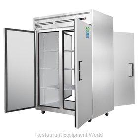 Everest Refrigeration ESPT-2S-2S Refrigerator, Pass-Thru