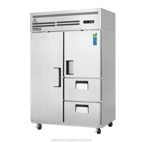 Everest Refrigeration ESR2D2 Refrigerator, Reach-In