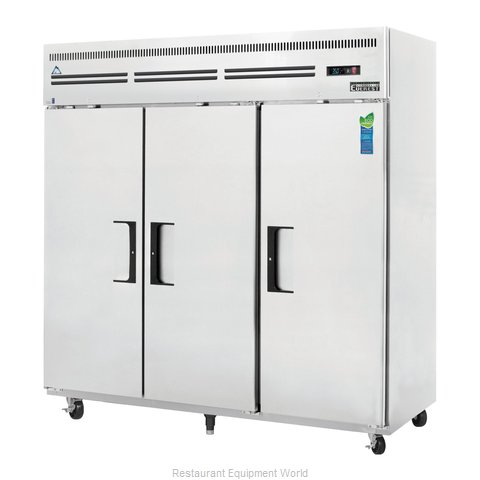 Everest Refrigeration ESR3 Refrigerator, Reach-In