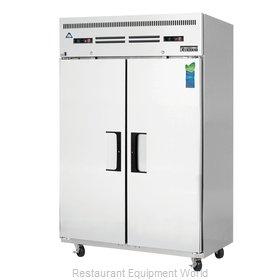 Everest Refrigeration ESRF2A Refrigerator Freezer, Reach-In