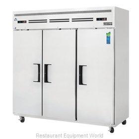Everest Refrigeration ESRF3 Refrigerator Freezer, Reach-In