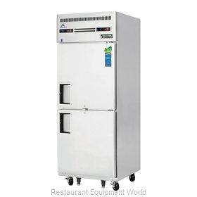 Everest Refrigeration ESRFH2 Refrigerator Freezer, Reach-In