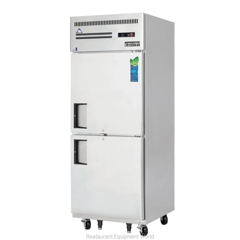 Everest Refrigeration ESRH2 Refrigerator, Reach-In