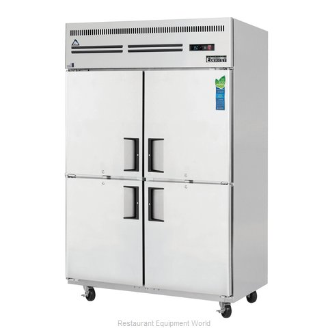 Everest Refrigeration ESRH4 Refrigerator, Reach-In