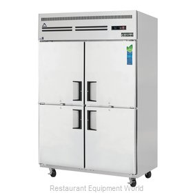 Everest Refrigeration ESRH4 Refrigerator, Reach-In