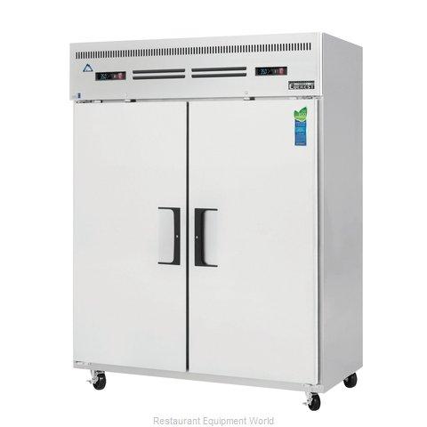 Everest Refrigeration ESWRF2 Refrigerator Freezer, Reach-In