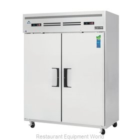 Everest Refrigeration ESWRF2 Refrigerator Freezer, Reach-In