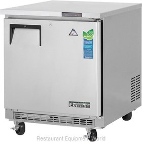 Everest Refrigeration ETBF1 Freezer, Undercounter, Reach-In