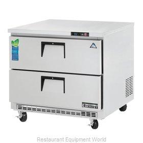 Everest Refrigeration ETBSR2-D2 Refrigerator, Undercounter, Reach-In
