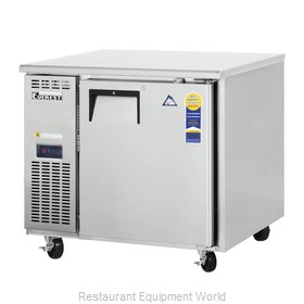 Everest Refrigeration ETF1-24 Freezer, Undercounter, Reach-In