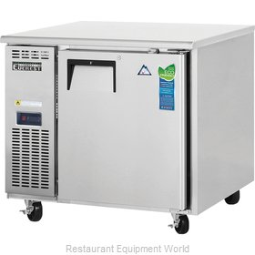 Everest Refrigeration ETF1 Freezer, Undercounter, Reach-In