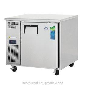 Everest Refrigeration ETR1-24 Refrigerator, Undercounter, Reach-In