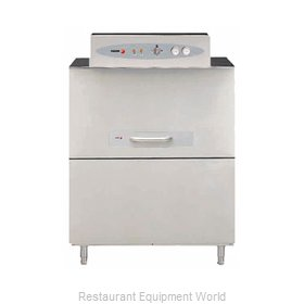 Fagor Commercial FI-200W Dishwasher, Conveyor Type