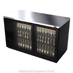 Fagor Refrigeration FBB-59G-N Back Bar Cabinet, Refrigerated