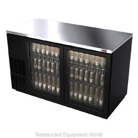Fagor Refrigeration FBB-59G Backbar Cabinet, Refrigerated